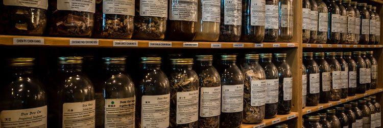 Chinese medicine herbology